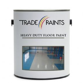 Tough Durable Floor Paint | www.paints4trade.com